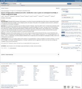 北彩都病院 Nephrology Dialysis Transplantation 掲載論文