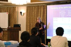 ジョンズホプキンス大学 School of Public Health オンラインMPH 日本プログラム講演会&説明会